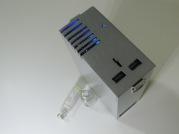 O controle eletrônico garante a temperatura ideal o tempo todo
